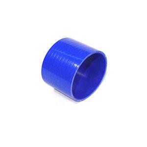 Manguito de silicona recto de 89mm de diámetro
