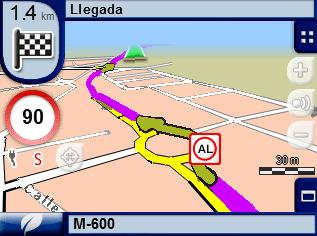 Modelo de cartografía del Onix