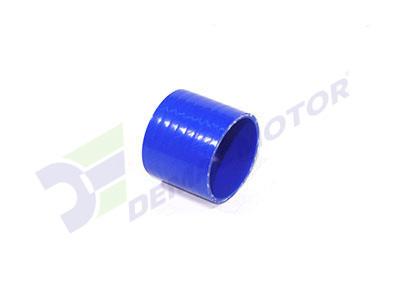 Imagen del manguito de silicona de 76mm de diámetro interno y 70mm de longitud